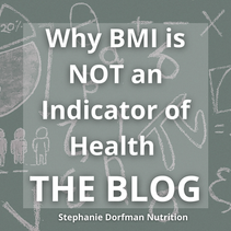 Why BMI is Not an Indicator of Health