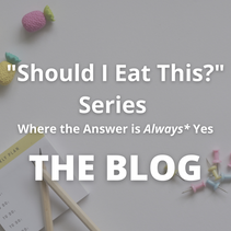 """Should I Eat This?"" - The Series Unravelling Common Food Rules"