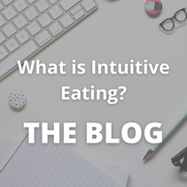 What is Intuitive Eating? A Quick Lesson on Intuitive Eating and Where to Begin