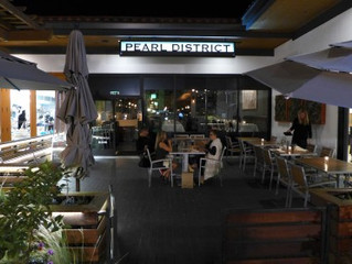 The Pearl District Restaurant in Westlake Village   A Realtor's Perspective
