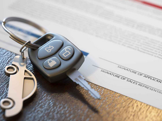 TOP REASONS WHY CONSUMERS ARE DENIED AUTO LOANS