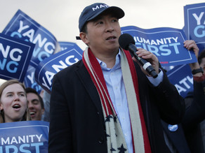 Andrew Yang Probably Won't Win the Primary Election, But His Freedom Dividend Proposal Should