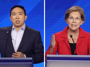 Robots, the last democratic debate, and freedom dividends