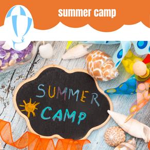 Campamento urbano de inglés para niños