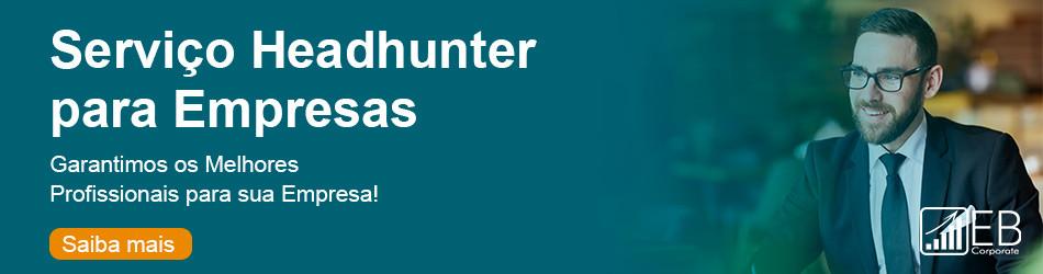 Serviço Headhunter