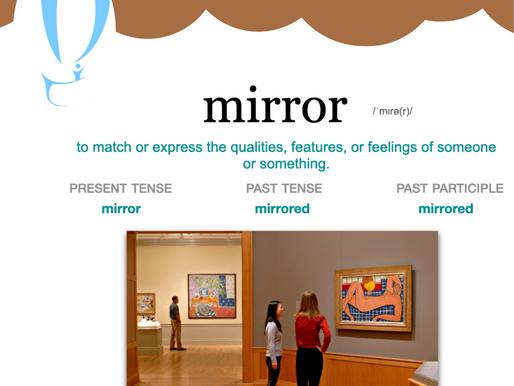 Vocabulario BRISTOL LANE Mirror