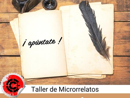 Taller de Microrrelatos: EL FINAL ESTÁ CERCA