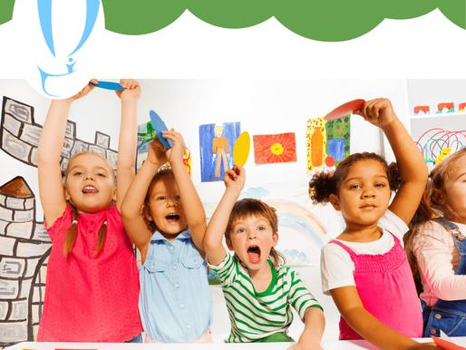 Inglés para niños en Valladolid