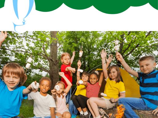 Campamento urbano cursos inglés para niños