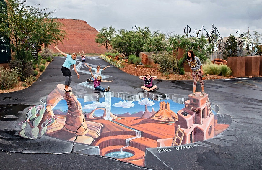 3Dstreetpainting