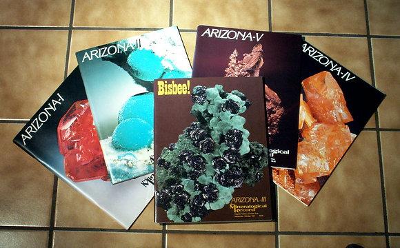 ARIZONA Issues 1 - 5