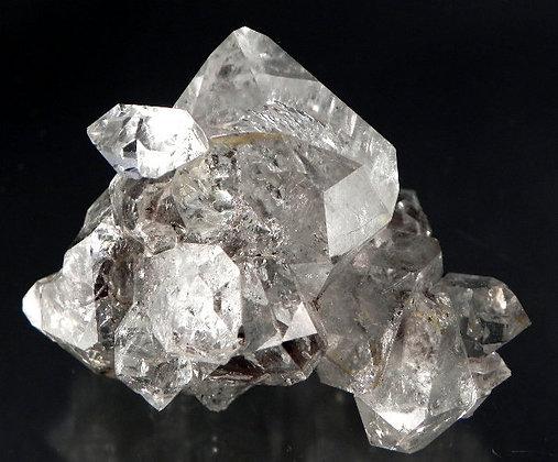 #51 / QUARTZ var. Herkimer Diamonds - New Your, USA