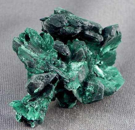 #12 / MALACHITE after Azurite - Mexico