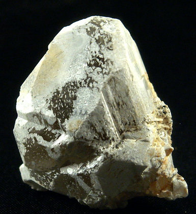 #01 / HYDROCERUSSITE on CERUSSITE - Namibia