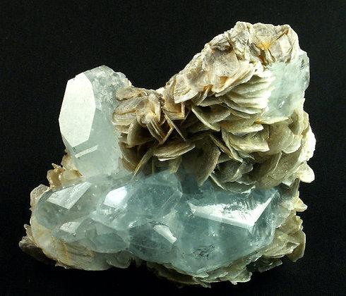 #08 / BERYL var. Aquamarine - China