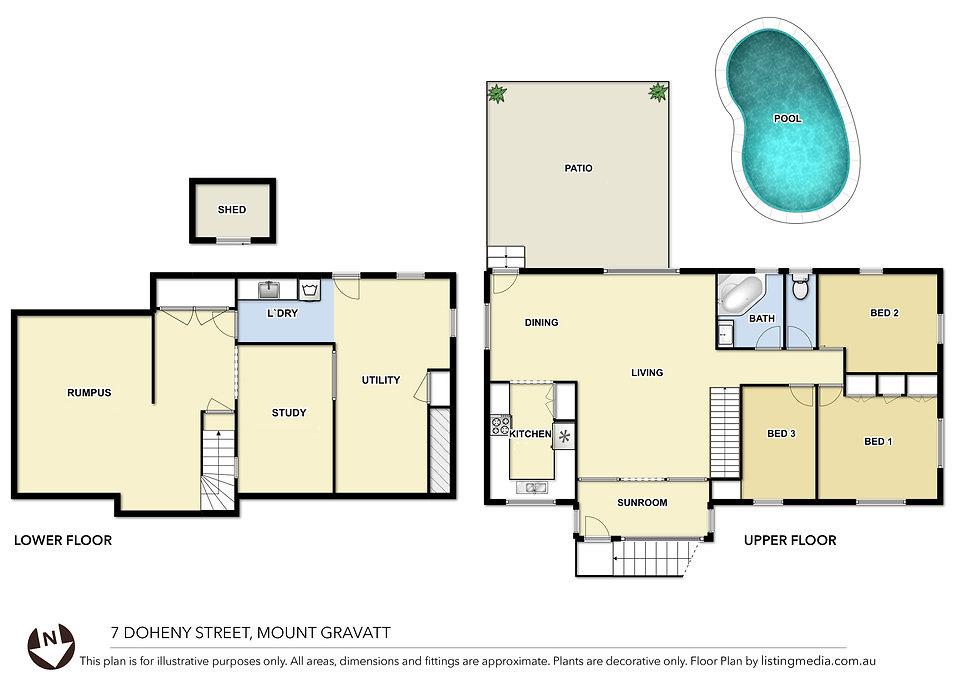 7 Doheny Street, Mount Gravatt - Floor P