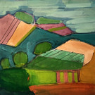 Study for Dordogne I