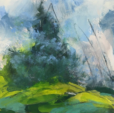 Pine in My Mind