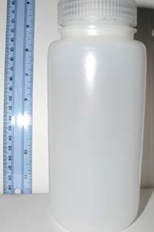 Water Collection Bottle-For Mineral and Metal Testing