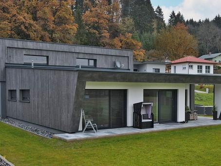 Schlüsselübergabe Wohnhaus in St.Peter in Holz