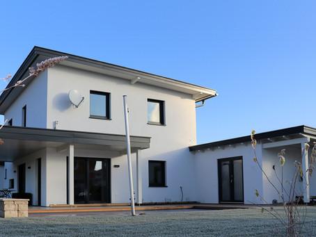 Schlüsselübergabe - Wohnhaus in Aschach an der Donau