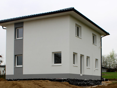 Wohnhaus in Hohenzell