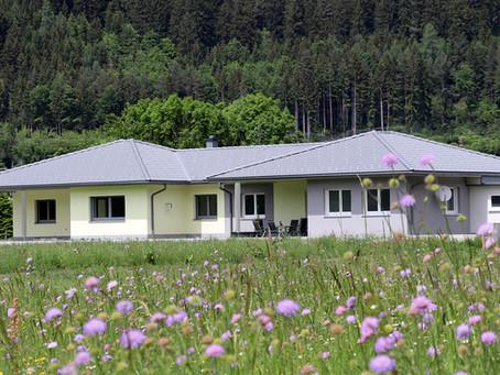 Doppelwohnhaus in Döbriach