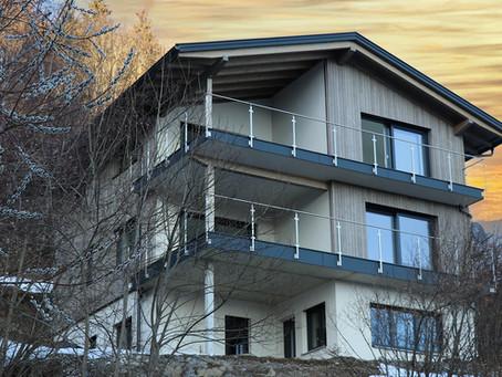 Wohnhaus am Ossiachberg