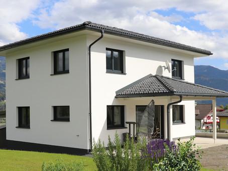 Schlüsselübergabe Wohnhaus in Paternion