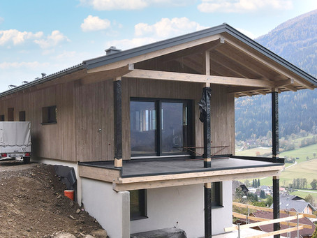 Wohnhaus in Untertweng