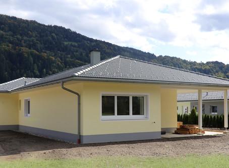 Wohnhaus in Döbriach