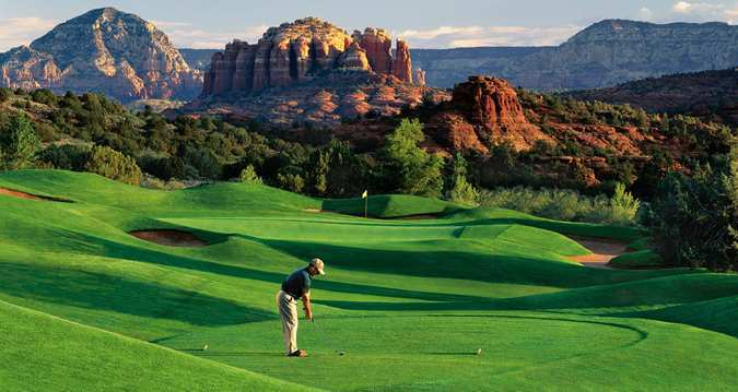 red rocks golf