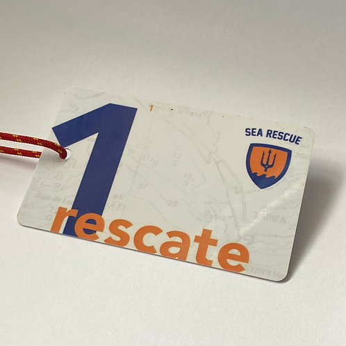 Card for 1 rescue