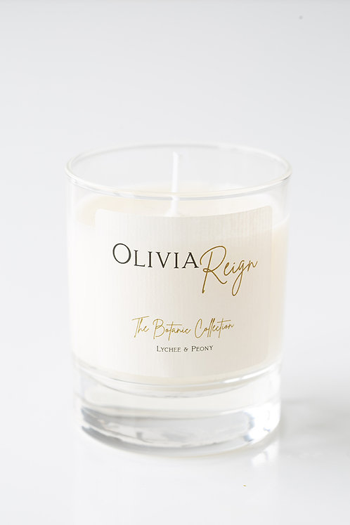 Lychee & Peony Scented Candle