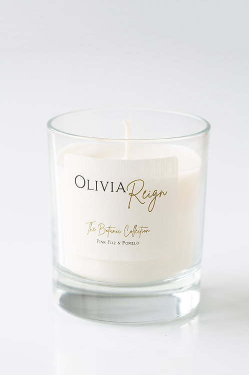 Pink Fizz & Pomelo Scented Candle