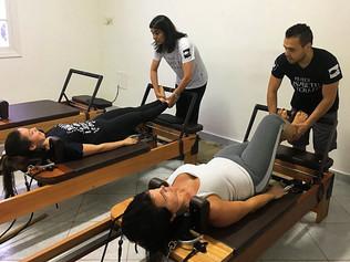 Como o Pilates pode te ajudar a superar as dores na coluna