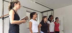 Curso Pilates Método Clássico