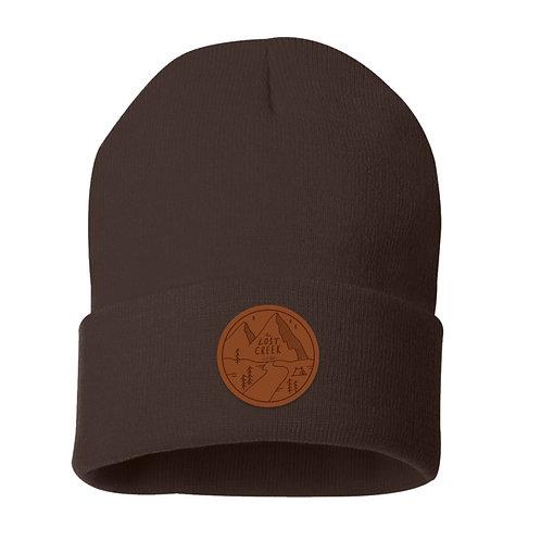 Lost Creek Brown Outdoor Hat