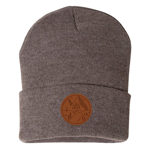 Lost Creek Heathered Gray Outdoor Hat