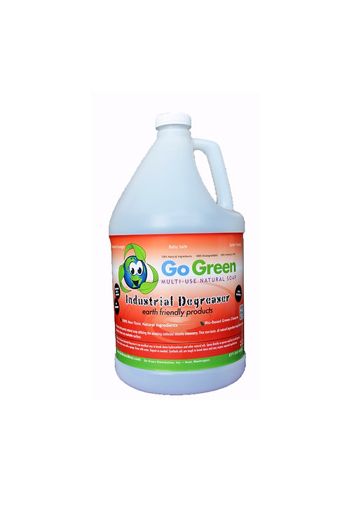GO GREEN DEGREASER- 1 Gallon Container