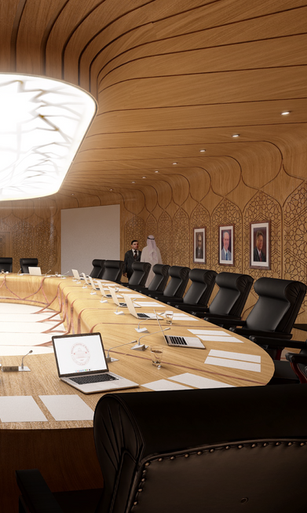 غرفة اجتماعات
