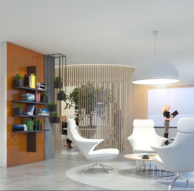 Tecom Business Center Lounge