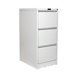Three Drawer Vertical Filing Cabinet