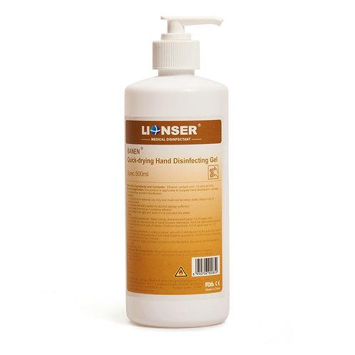 BANEN Quick Dry Hand Disinfectant Gel
