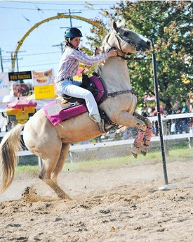 Wishing our Canadian Cowgirl a speedy re