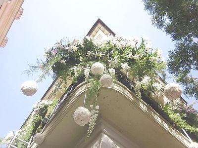 Flores para decorar bodas, escenarios, cruces de mayo, balcones. y todo lo que pueda necesitar estamos en calle jesus junto a plaza de España