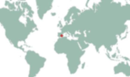 mapa de localizacion de nuestra floristeria para que usted sepa donde nos encontramos en el mundo