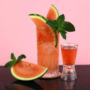 PINK DOLPHIN COCKTAIL