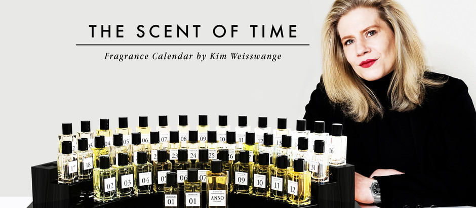 THE SCENT OF TIME