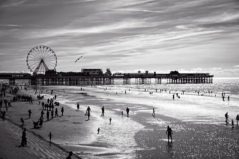Blackpool Lancashire England Photographer Fine Arts Urban Explorer takenbyme photography